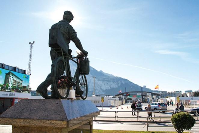 La Linea and Gibraltar