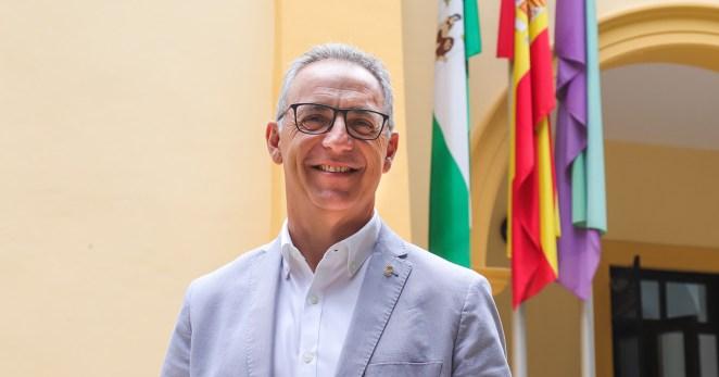 Juan Lozano presidente de la Mancomunidad