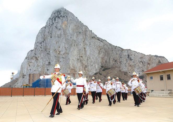 RAF Gibraltar 80 Year Anniversary
