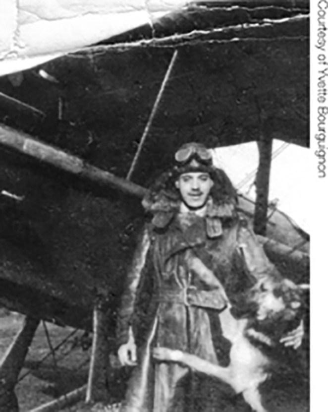 Salvador Gomez-Beare RAF Gibraltar
