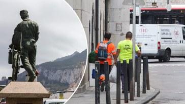 Trabajadores transfronterizos Gibraltar COVID19 pago