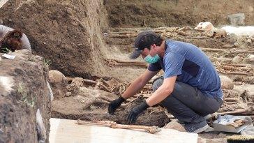 Franco Exhumations Jimena de la frontera August 2020