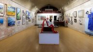 Our Gibraltar exhibition 2020 fine arts gallery gino sanguinetti
