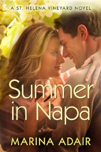 Summer-in-Napa cover