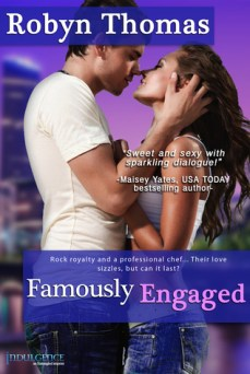 Famously Engaged COVER