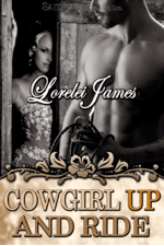 Cowgirl Up and Ride Cover