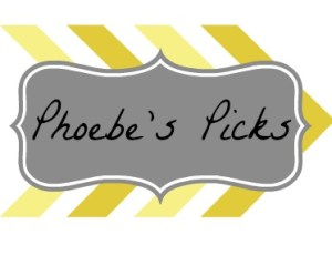Phoebe's Picks….Armchair Travel Edition & Giveaway