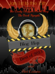 Best of 2013 Audiobook Blog Hop