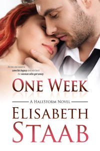One Week by Elisabeth Staab…Review, TWO Signed Book Giveaways & Blog Tour Stop