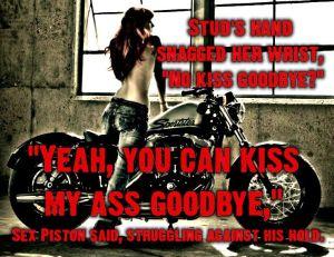 SP Kiss My Ass