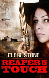 Reaper's Touch by Eleri Stone….Guest Post & Review