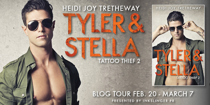 Tyler & Stella blog tour banner