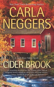 Cider Brook by Carla Neggers…Blog Tour Stop, Review & Excerpt