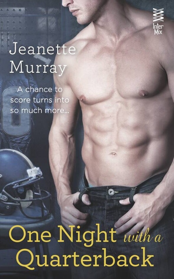 One Night With a Quarterback by Jeanette Murray....Giveaway and Book Spotlight