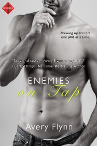 ARC Review…Enemies on Tap by Avery Flynn