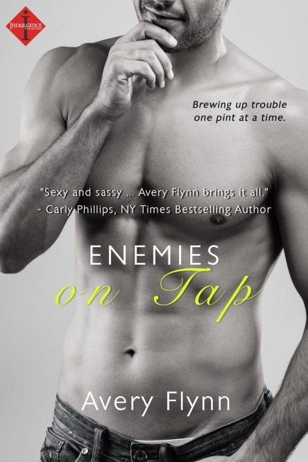 enemies on tap cover