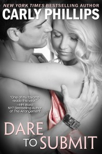 Dare to Submit by Carly Phillips…Chapter Hop
