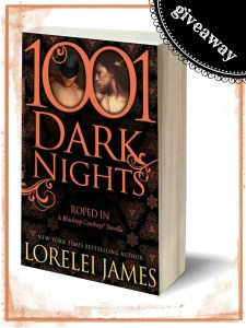 Roped In by Lorelei James ebook GIVEAWAY