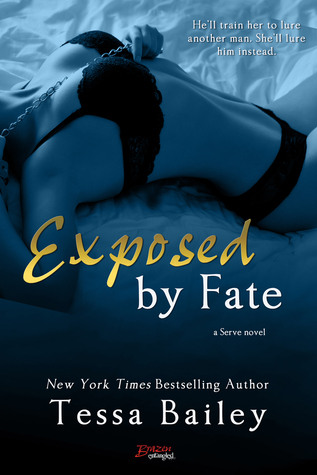 Exposed By Fate COVER