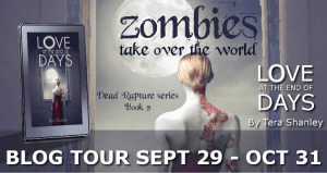 Omnific Zombies Take Over the World Blog Tour Stop