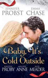 Baby, It's Cold Outside by Jennifer Probst, Emma Chase, Kristen Proby, Melody Anne & Kate Meader…Blog Tour Stop & Review