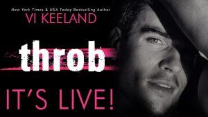 throb it's live