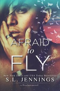 Afraid To Fly by S.L. Jennings….Release Day Event