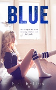 Blue by H.J. Bellus…..Release Day Event