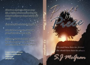 Peace by Piece by S.J. McGran….Blog Tour & Review