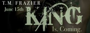 Tyrant by T.M. Frazier…. Cover Reveal
