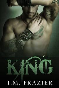 King by T.M. Frazier…Blog Tour & Review