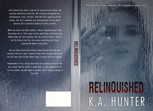 Relinquished by K.A. Hunter….Blog Tour & Review