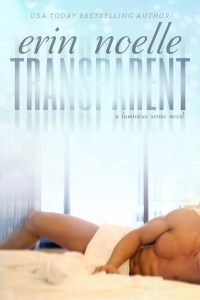 Transparent by Erin Noelle….Prologue Reveal
