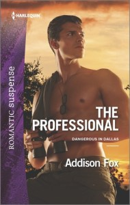 Harlequin Spotlight…Writing Space Tour of Addison Fox, author of The Professional
