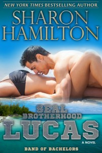 Band of Brothers: Lucas by Sharon Hamilton…Release Day Event