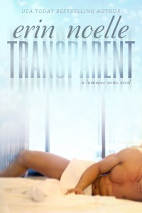 Transparent by Erin Noelle….Release Day Blitz