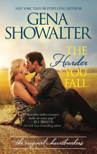 The Harder You Fall by Gena Showalter…Release Week Event & Excerpt