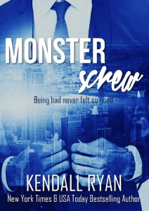 Monster Screw by Kendall Ryan….Release Day Blitz