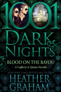 Blood on the Bayou by Heather Graham….Release Day Event