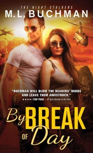 By Break of Day by M. L. Buchman…Exclusive Excerpt & Giveaway