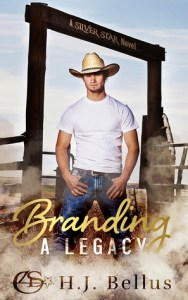 Branding a Legacy by H.J. Bellus….Release Day Event
