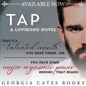 Tap by Georgia Cates……Release Day Blitz