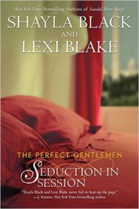 Seduction in Session by Shayla Black & Lexi Blake….Release Event & Review