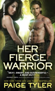 Her Fierce Warrior by Paige Tyler…Exclusive Guest Post & Giveaway