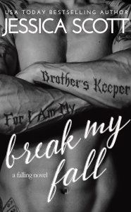 Break My Fall by Jessica Scott…Release Event