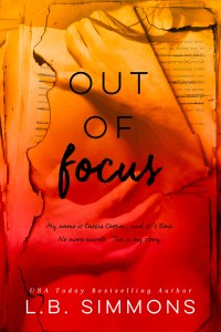 Out Of Focus by L.B. Simmons….Release Day Blitz