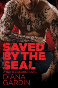 Saved by the Seal by Diana Gardin….Blog Tour Stop & Review