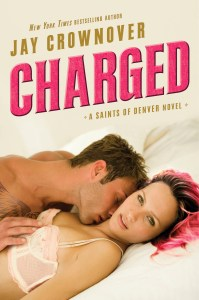 Charged by Jay Crownover…Release Week Event