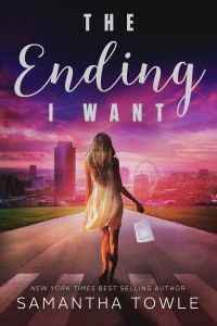 The Ending I Want by Samantha Towle…Release Day Blitz