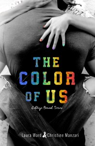 The Color of Us by Laura Ward & Christine Manzari….Release Day Event
